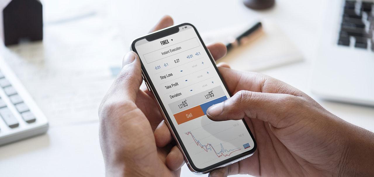 former au trading à la bourse